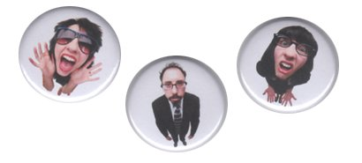 Button Badge People
